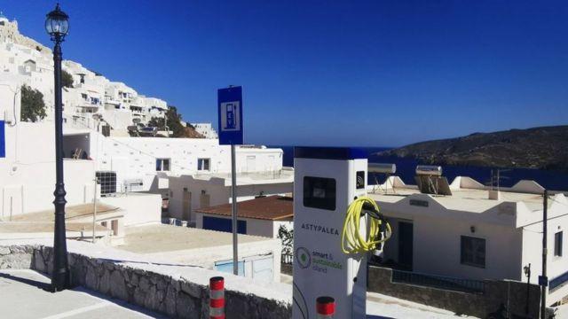 Пункты зарядки каждые 60 км - новое требование ЕС