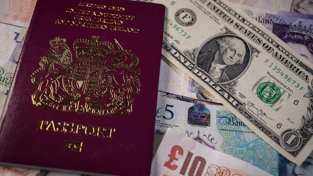 UK pasportu
