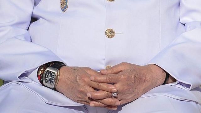 นาฬิกาประวิตร