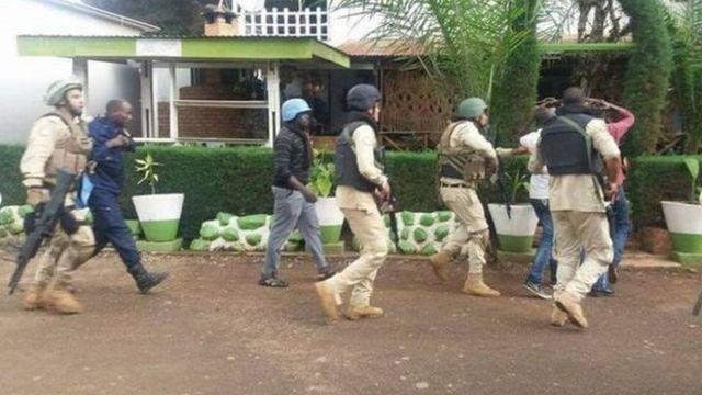 Après les affrontements sanglants, M. Kayonga s'était livré à la Mission de l'ONU en RDC (Monusco).