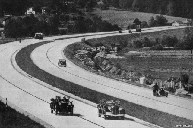 1930s autobahn