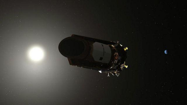 """""""Кеплер"""" на орбите"""