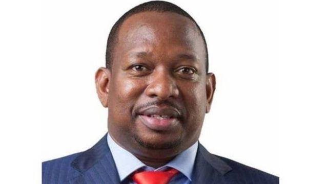 Mike Mbuvi Sonko