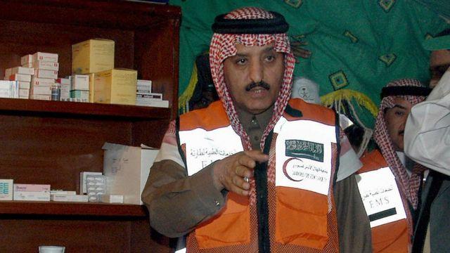 Prens Ahmed bin Abdulaziz