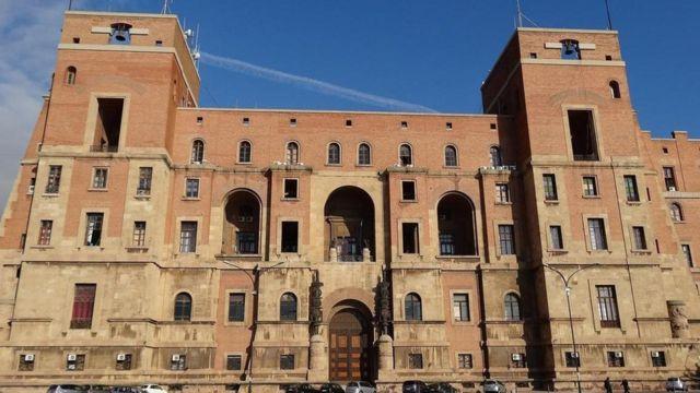 Дворец правительства в городе Таранто, Италия, 1930-34 гг.