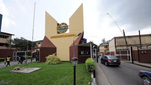 Main gate of University of Lagos