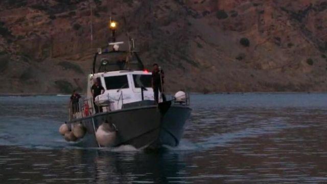 Search off Crete