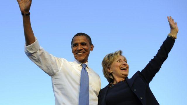 オバマ大統領が正式にクリントン氏支持を表明した
