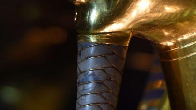 Tutankhamun: Egypt museum staff face trial over botched beard job