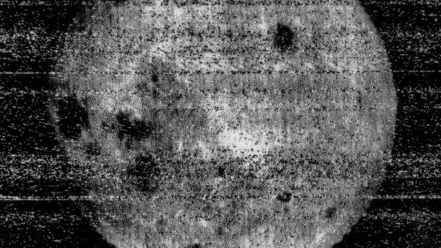 'Dark' or far side of the moon