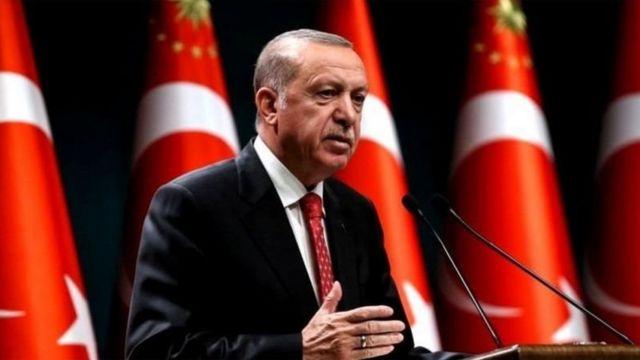 madaxweyne Recep Tayyip Erdogan,