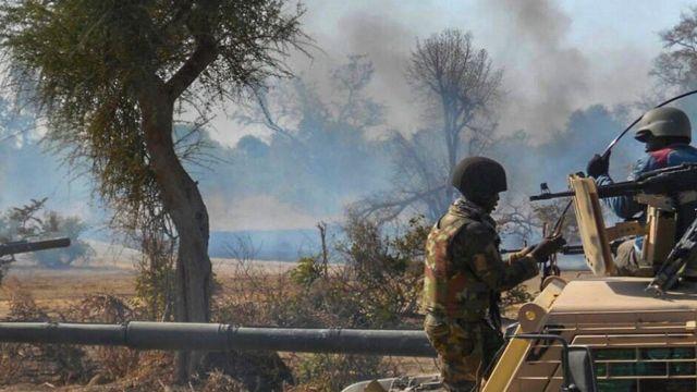 Operação militar na Floresta de Sambisa