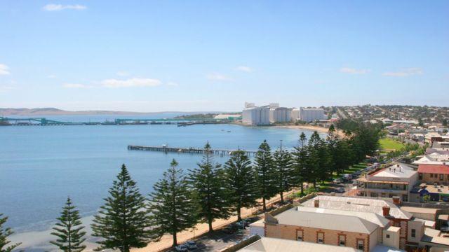Порт-Лінкольн на півдні Австралії