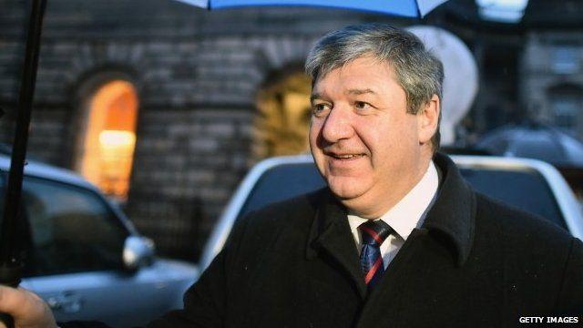 Alistair Carmichael MP