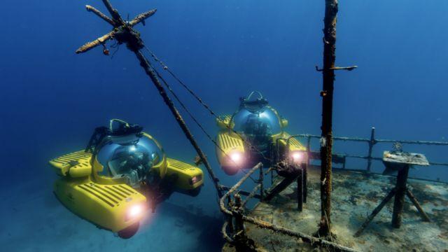 Підводні човни компанії Triton