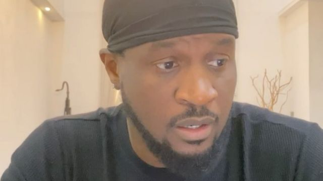 How my family recovered from COVID-19 - Peter Okoye