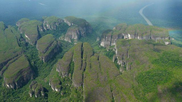 Serranía de Chibiriquete
