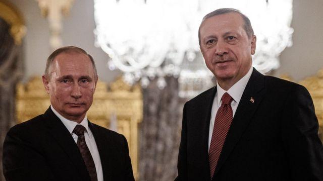 Puting və Erdoğan