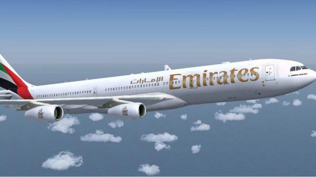 Jiragen Emirates ba sa samun mai a kasashen Afirki