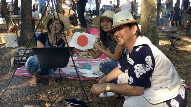 Japanci na takmičenju u spremanju belih bubrega