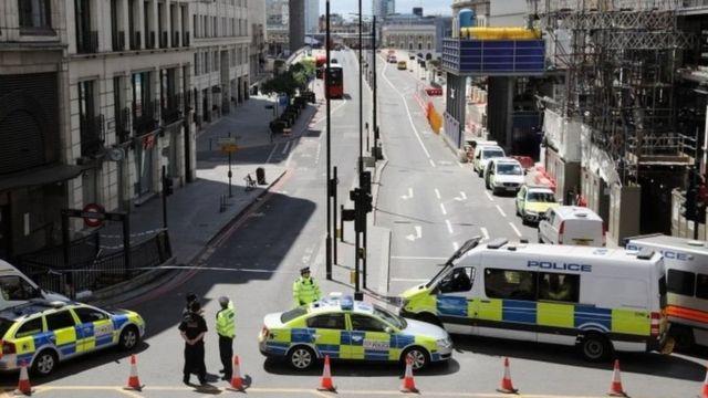लंदन हमला