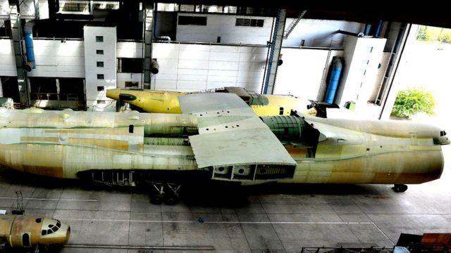 Фюзеляж Ан-225