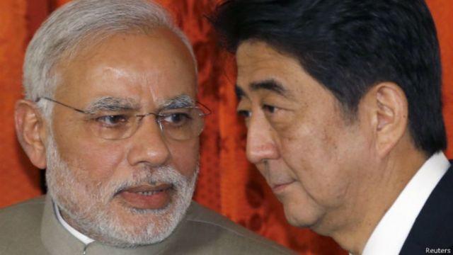 भारत और जापान की दोस्ती की वजह चीन?