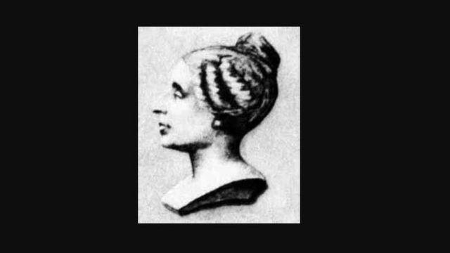 Retrato de Sophie Germain