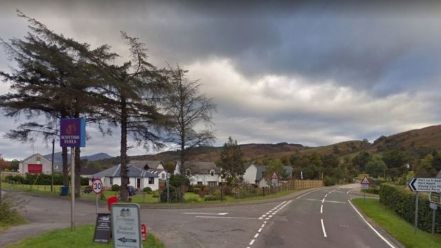 Man who died in crash near Loch Linnhe 'may have fallen ill'