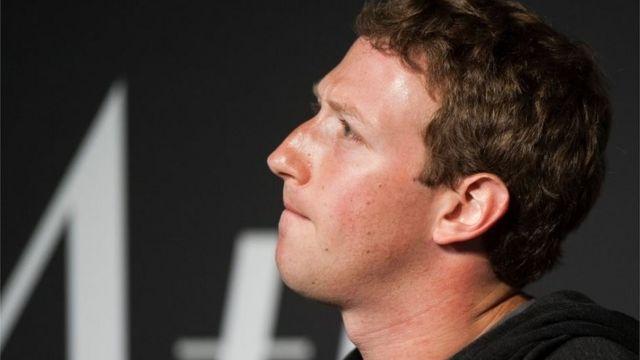 Martk Zuckerberg
