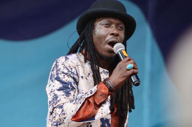 Bamwe mu bitabiriye iserukiramuco ry'amahoro 'Amani Festival'
