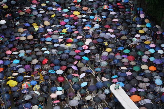 香港抗议运动