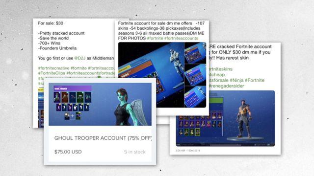 На форумах игры нетрудно встретить предложения о приобретении взломанных аккаунтов