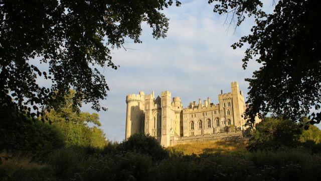 Арундельский замок