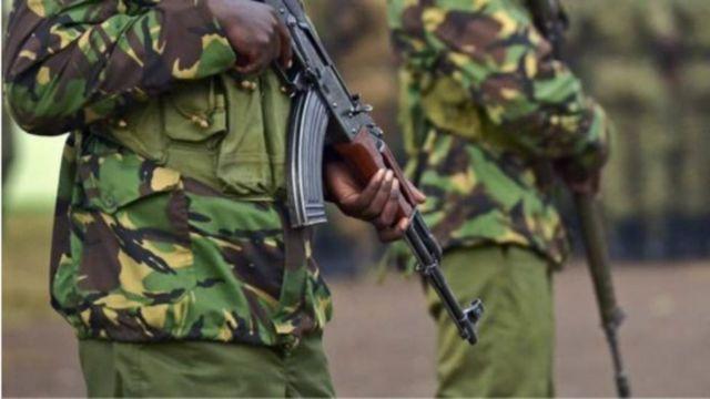 Kenya polisce