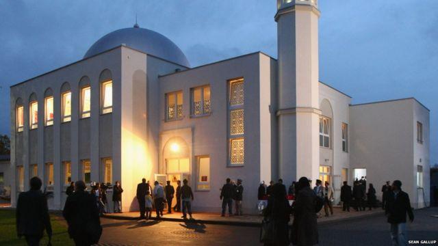 बर्लिनमधील अहमदीया मशिद