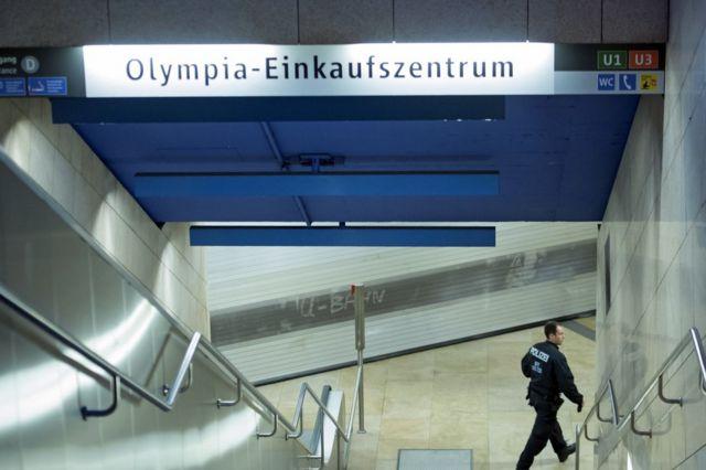 El centro comercial en el que ocurrió el ataque es el más grande de Bavaria, el estado federal del es capital Múnich.