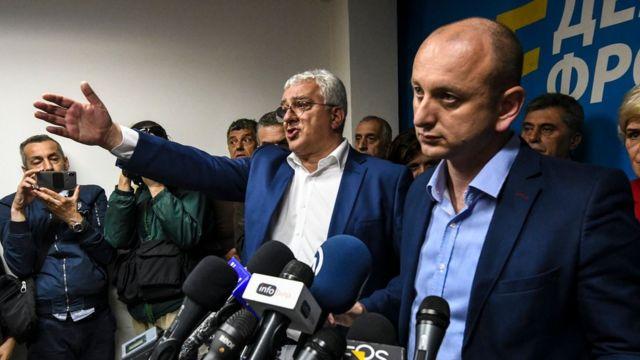 Podgorica, 9. maj 2019.