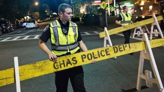 Charleston city police
