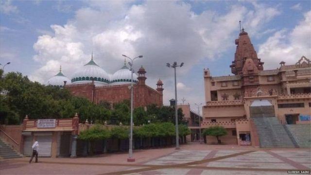 Shrikrishna Janmabhoomi dispute