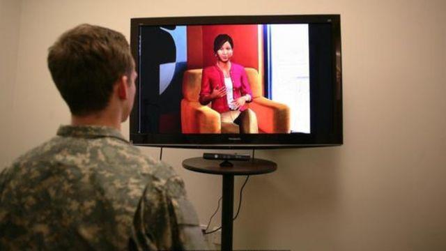 Sesión con asistente virtual
