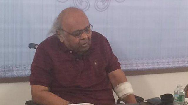 কবি শহীদ কাদরী