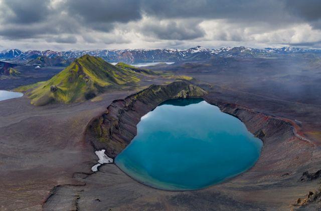 İzlanda'da kaplıcalar