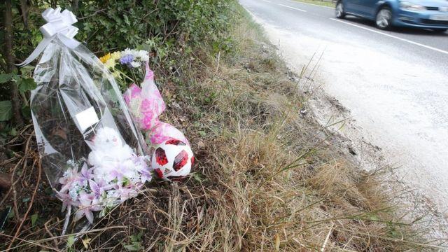 Callum Morrow, 8, dies in County Down road crash