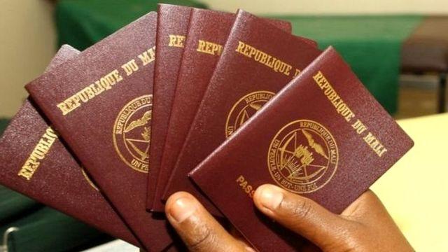 पासपोर्ट, अफ़्रीका , ट्रैवेल