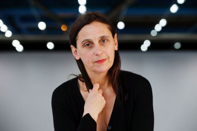 Анна Тереза де Кеерсмакер - знаменитая бельгийская танцовщица и хореограф, крупнейшая фигура современного танца