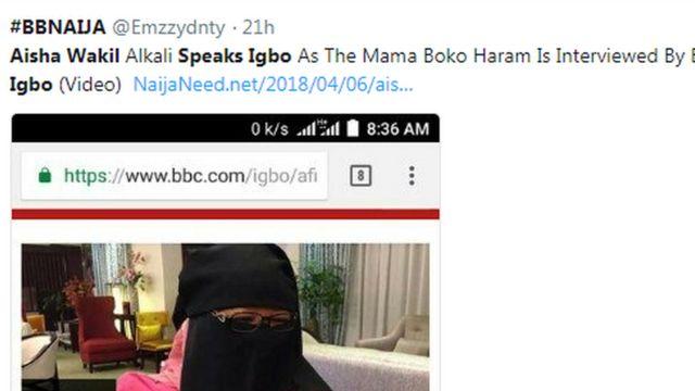 Mama Bokoharam