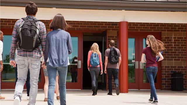 Escuela en los Estados Unidos
