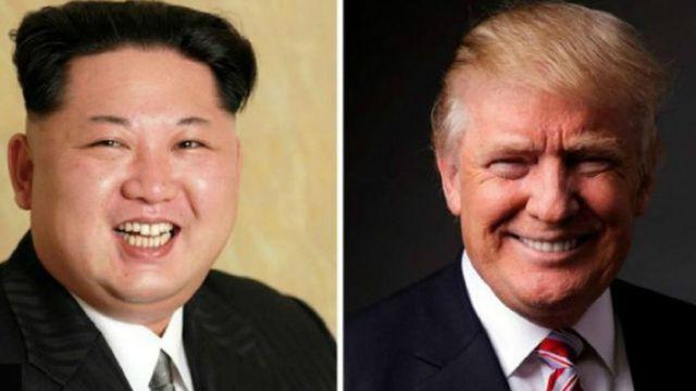 Trump & Kim