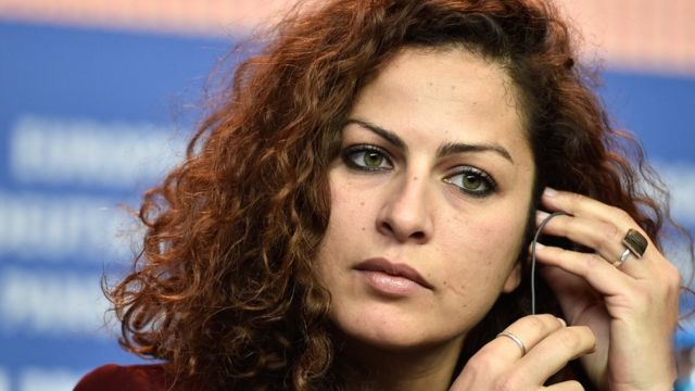 الممثلة ريم بن مسعود